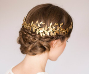 diadem, etsy, and headpiece image