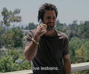 subtitles, funny, and lesbians image