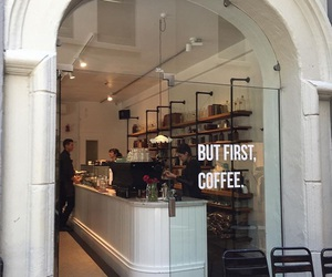 beige, cafe, and chic image
