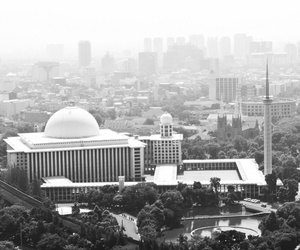 indonesia, jakarta, and mosque image