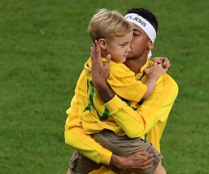 neymar, brazil, and olympics image