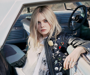 Elle Fanning, beauty, and model image