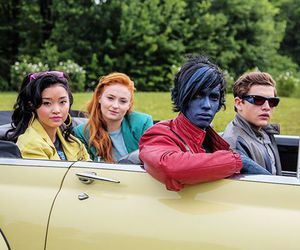 cyclops, Kurt Wagner, and jean grey image