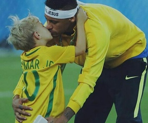 brazil, football, and son image