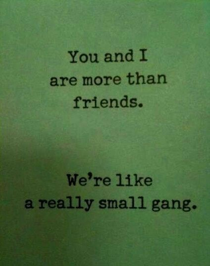 Image de friends, quotes, and gang
