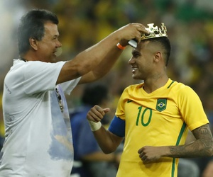 football, neymar, and brazil nt image