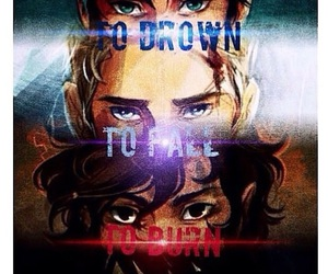 percy jackson, leo valdez, and jason grace image