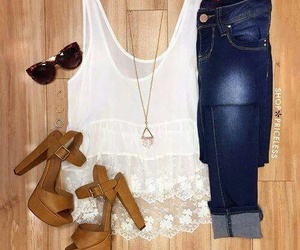 clothes, accessories, and fashion image