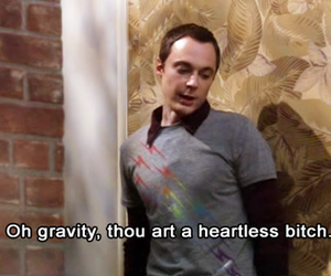sheldon, the big bang theory, and sheldon cooper image