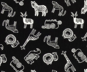 animals, background, and black and white image