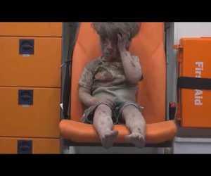 video, war, and siria image