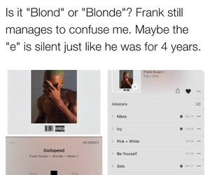 album, beauty, and blond image