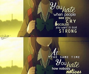 219 Images About Anime Quotes Sad Quoteso O On We