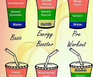 healthy, diy, and smoothies image
