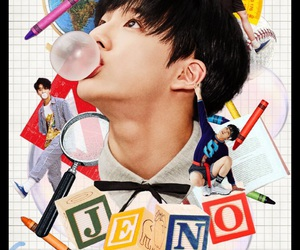 jeno and nct_dream image