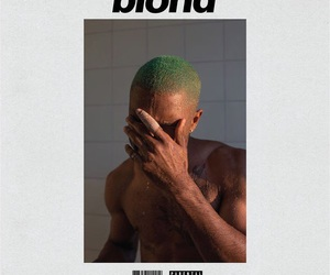 frank ocean, blond, and album image