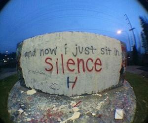 twenty one pilots, car radio, and silence image