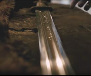 promo, sword, and travis image