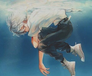 anime, tokyo ghoul, and ghoul image