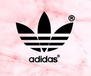 adidas, background, and marble image