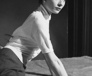 50s, actress, and sabrina image