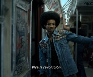 jaden smith, the get down, and revolution image