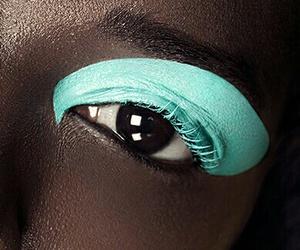 eyes and fashion image