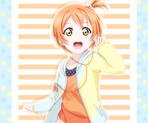 idols, love live!, and rin hoshizora image