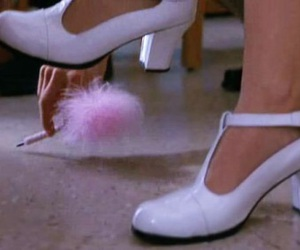 Clueless, shoes, and 90s image