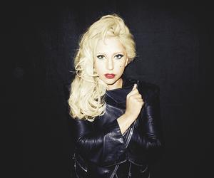 Lady gaga, gaga, and blonde image