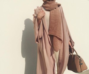 hijab, abaya, and hijab fashion image
