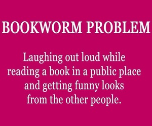 bookworm, book, and problem image