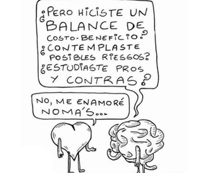 frases, heart, and brain image