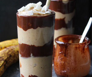 chocolate, dessert, and drink image