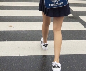 adidas, pale, and tumblr image