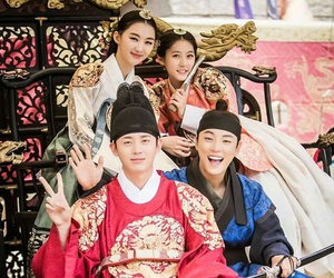 kdrama and mirror of the witch image