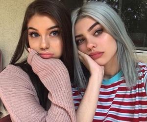beautiful, girls, and style image