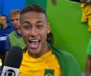 olympics, brazil, and neymar image