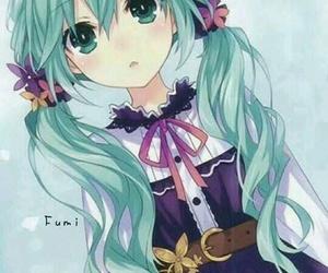 anime, anime girl, and vocaloid image