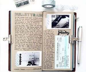 journal and diary image