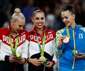 olympic games, rhythmic gymnastics, and ganna rizatdinova image