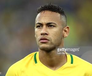 soccer, neymar, and brasil image