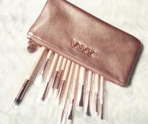 Brushes, beautiful, and beauty image