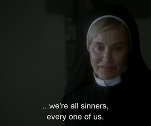 ahs, asylum, and american horror story image