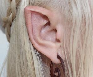 elf, ear, and fairy image