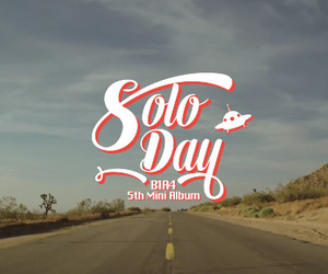 5th mini album, b1a4, and solo day image