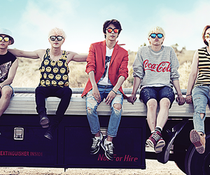 b1a4, baro, and gongchan image