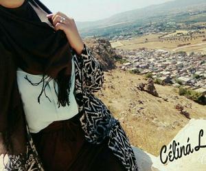 arabic, travel, and حجاب image