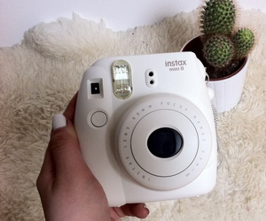 white, camera, and grunge image