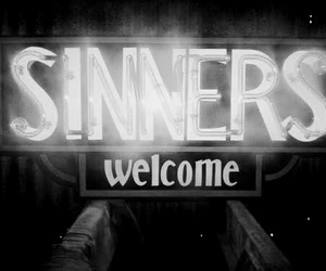 sinner, welcome, and sin image